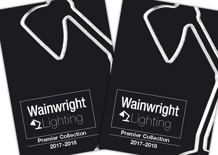 Wainwright ETC - Lighting Brochure Design
